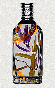 Etro Patchouly, EdT - Fragrant fire - Full-blown patchouli