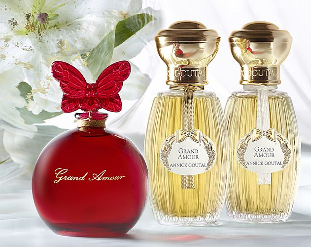 Grand Amour - Parfums Annick Goutal